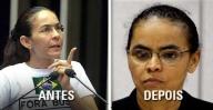 Fichas dos Candidatos a Presidência
